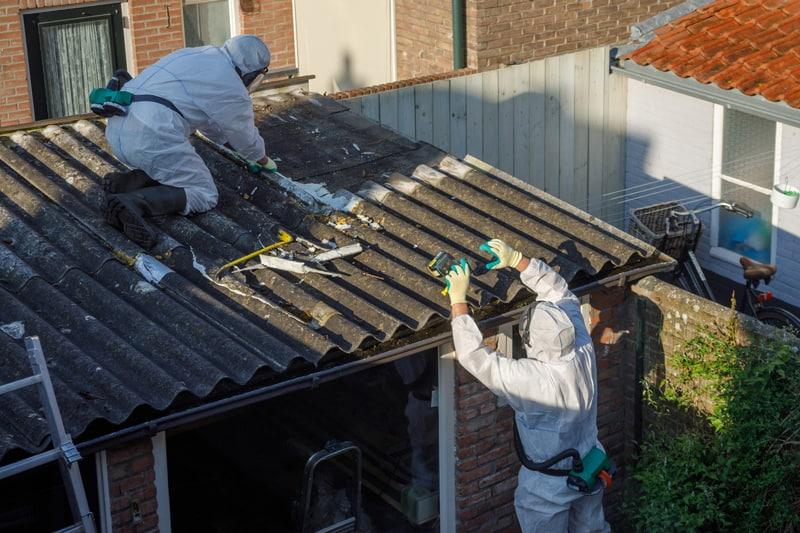 retirar el amianto de una vivienda