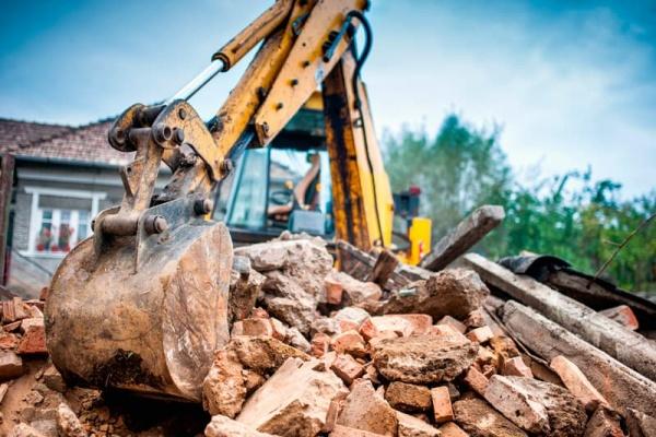 En qué consisten las demoliciones en Madrid